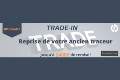 Nouveau! Les trade-in HP